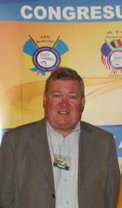 FLEMMING SMIDT, vicepreşedinte la Federaţia 3F Danemarca, membru al Comitetului Executiv ETF