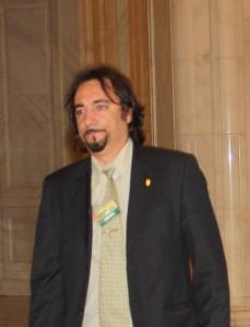 MARIO NINOV, vicepreşedinte al Federaţiei PODKREPA, Bulgaria