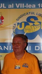 Dl Ion Radoi, noul preşedinte reales al USLM