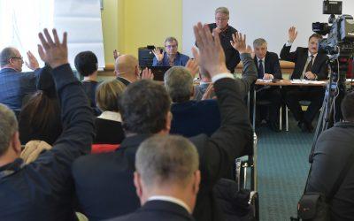 Congresului IV – Extraordinar al Convenției Naționale a Transportatorilor din România