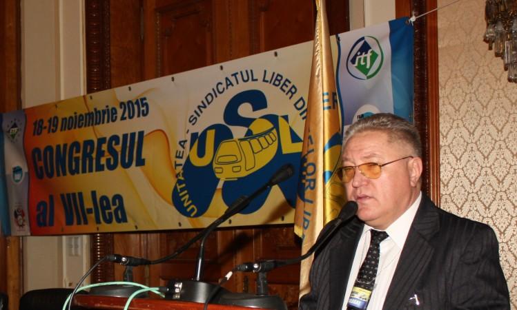 Congresul al VII-lea al USLM, 2015