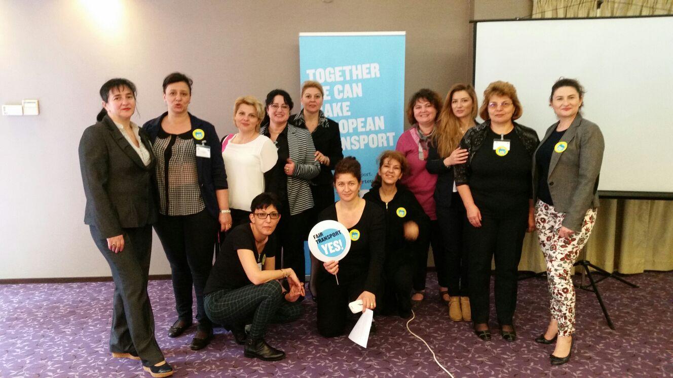 Conferința femeilor din cadrul ETF