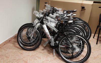 Biciclete de la Raiffeisen