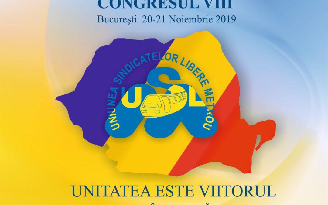 Al VIII-lea Congres al USLM