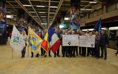 Solidaritate cu Franța!